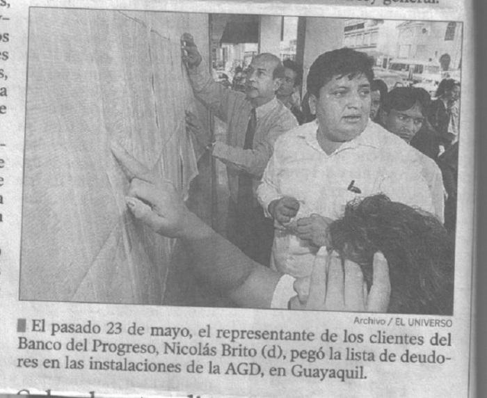 7 Jul 2003 El Universo