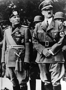 Participación Ciudadana o Fascismo