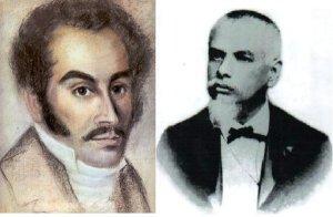 Eloy Alfaro, Simón Bolívar y la libertad de expresión