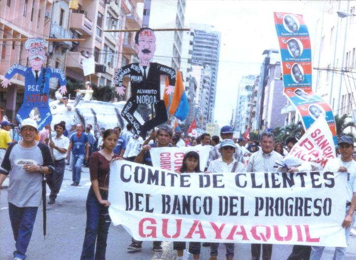 Desfile por el Día del Trabajador