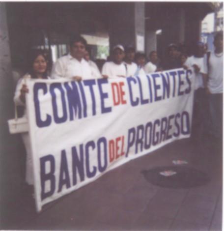 Marcha en Guayaquil 26 enero 2005