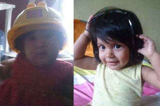 Gabriela Herrera Brito y Ariana Castro Brito