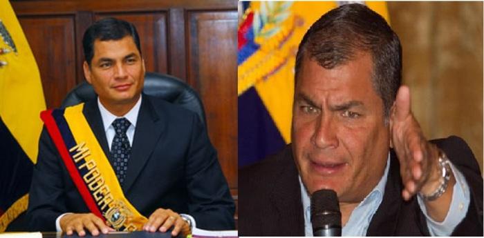 Presidente Rafael Correa