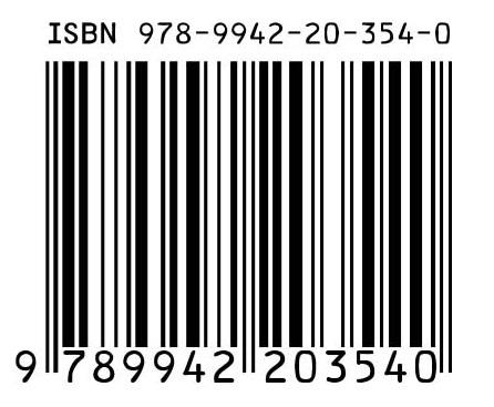 código ISBN supervivencia