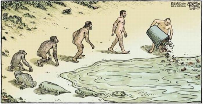 Dibujo de Dan Piraro en bizarro.com