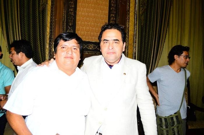Nicolás Brito Grandes y Ramón Sonnenholzner Murrieta 30 Junio 2015