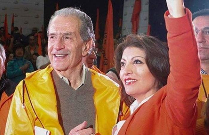 Rodrigo Borja y Wilma Andrade