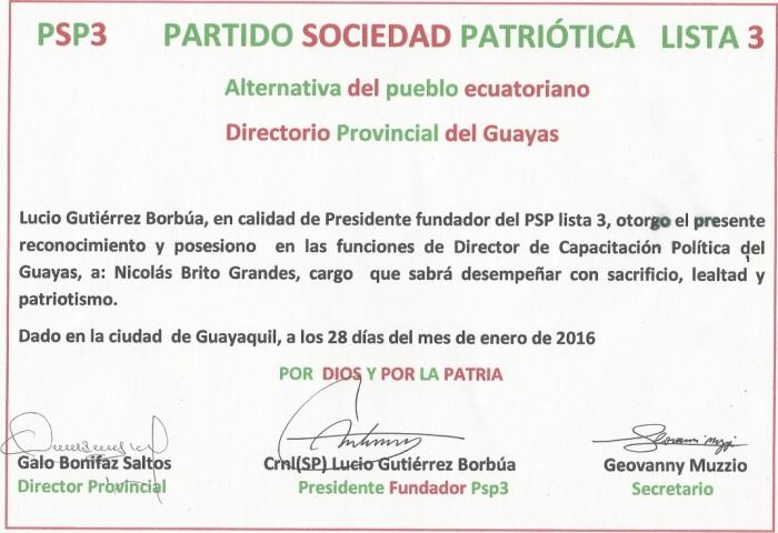 PSP Guayas