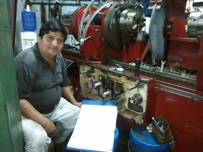 3 Dic 2015 Alfredo Mosquera