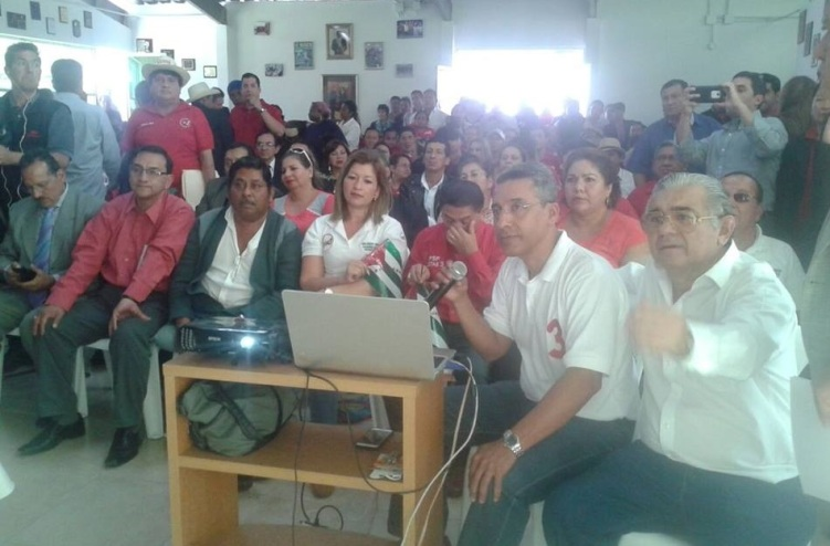 Asambleísta Gilmar Gutiérrez, Ing. Leonardo Escobar