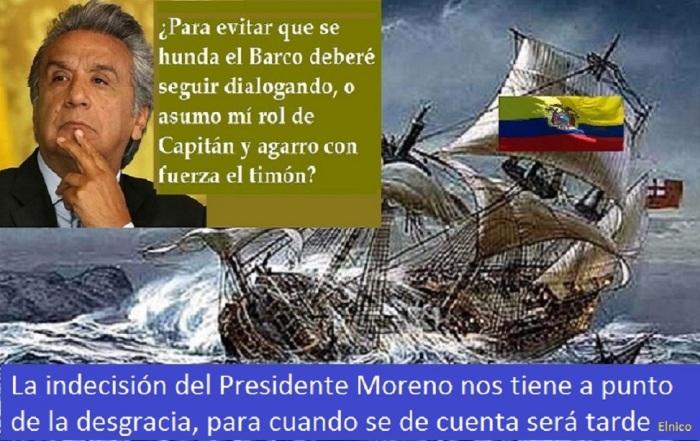 barco ecuador